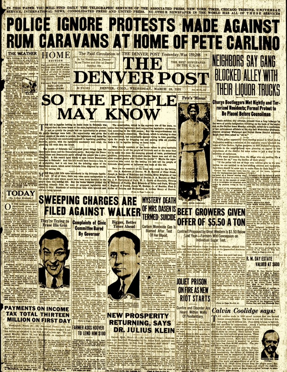 20-weds-18-mar-1931-DP-p1-pete-carlino